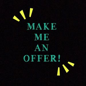 Make me some offers!! ☀️